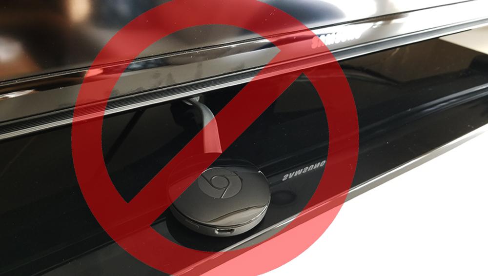 Why Chromecast Digital Signage is a Bad Idea