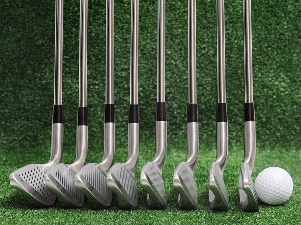Golf Iron Lofts