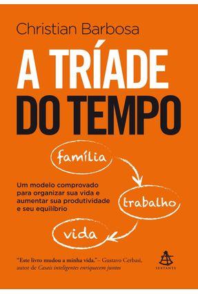 Cover Image for A Tríade do Tempo