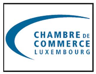 Logo de la chambre de commerce de Luxembourg