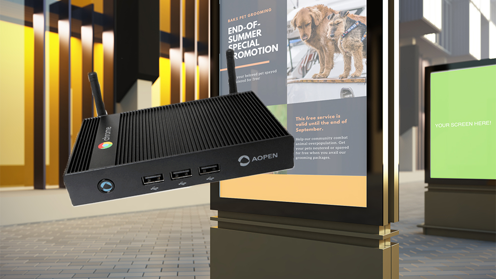 Chromebox Mini for Digital Signage: Everything You Need To Know