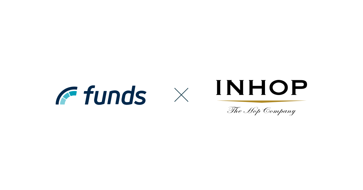 貸付投資のFundsが新たなファンドを公開 キリングループINHOP社と個人投資家の関係構築のための「INHOP新商品共創ファンド#1」〜1万円以上の投資で参加型のファンズ優待特典付き〜