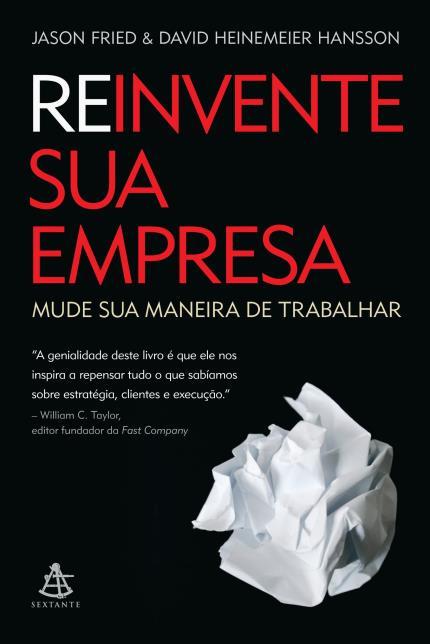 Cover Image for Reinvente sua empresa