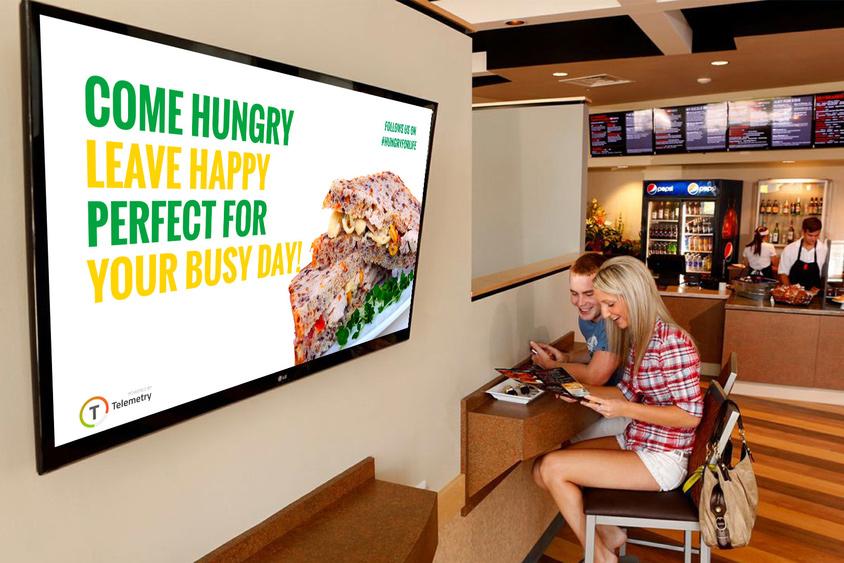 Beyond the Digital Menu Board: 8 Clever Ways Restaurants Can Use Digital Signage