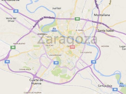 Bus Zaragoza Valencia — Elperolo