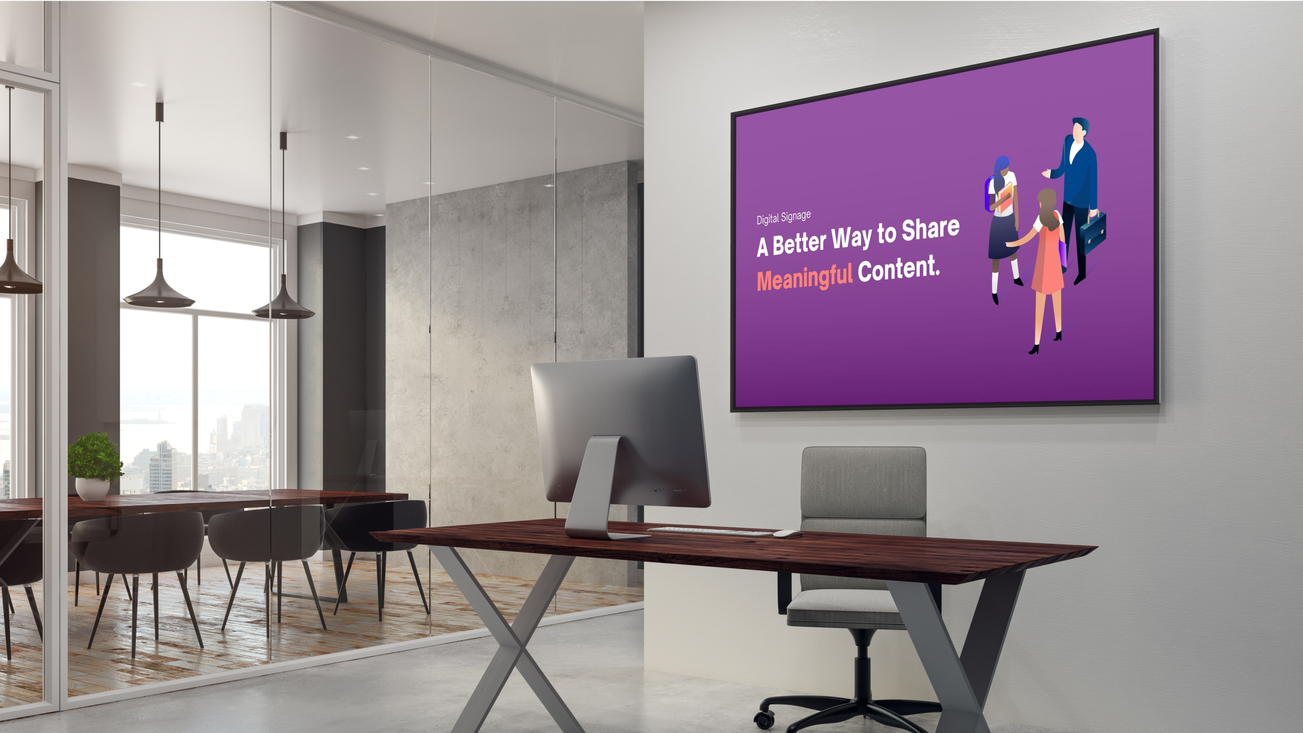 6 Ways to Do on Site Marketing and Advertising with Digital Signage
