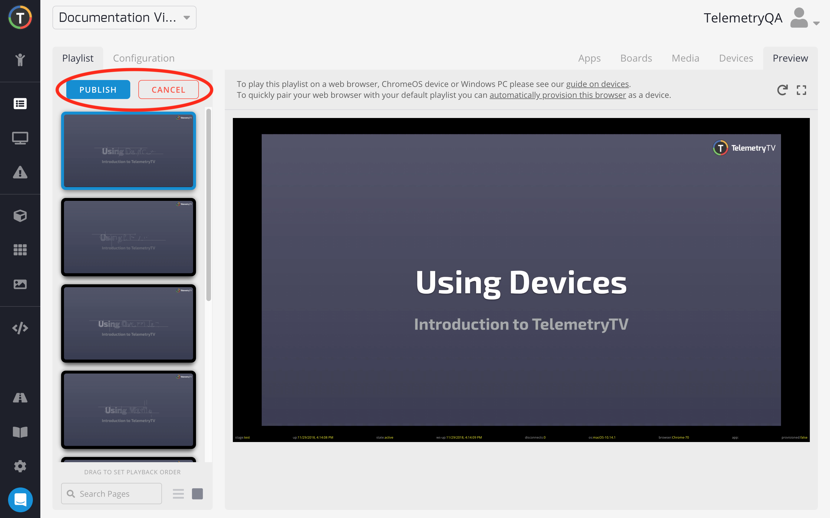 Product Update: New Features Coming to TelemetryTV