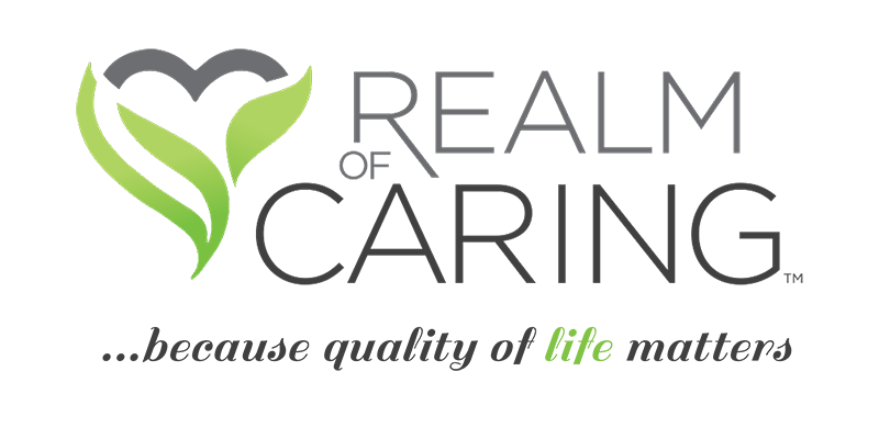 Realm of Caring logo