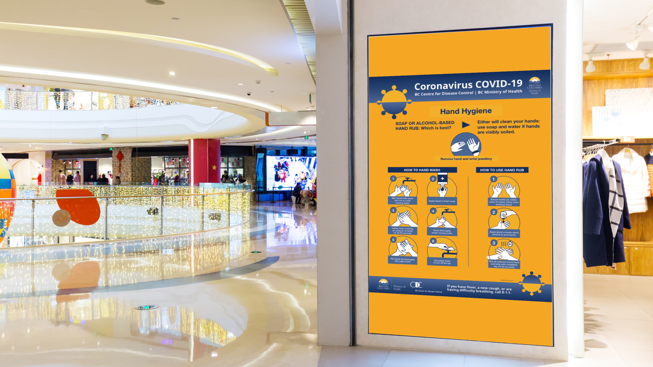 5 Ways Digital Signage Can Help Retailers Reopen