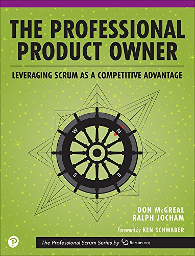 Cover Image for The Professional Product Owner: Leveraging Scrum as a Competitive Advantage