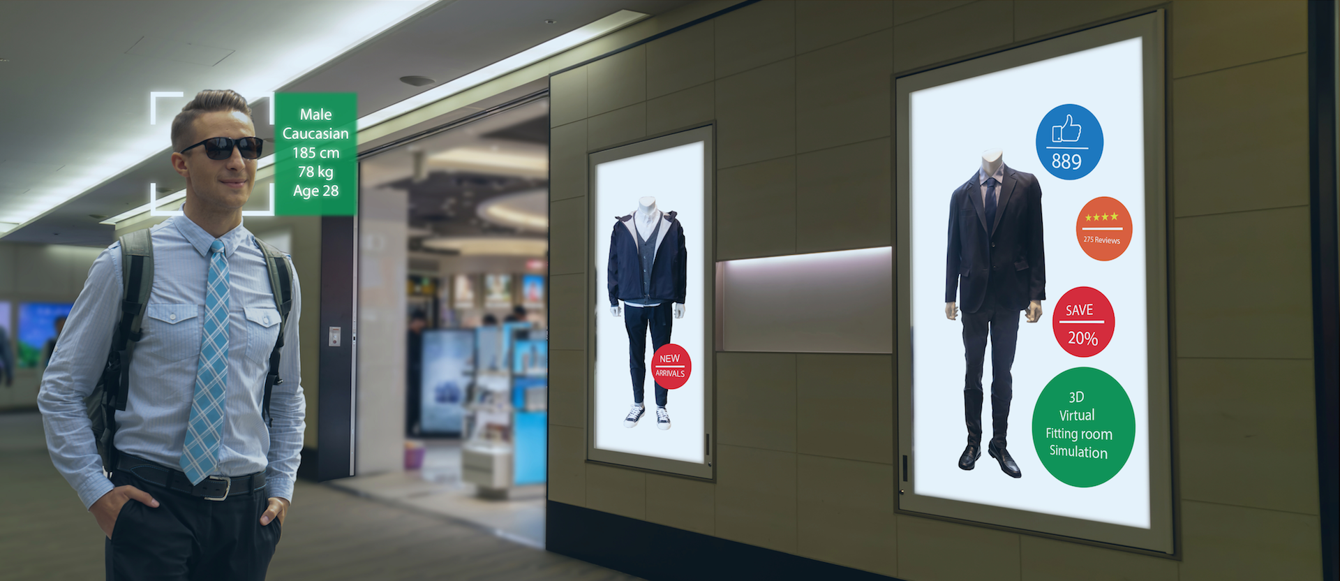 The Latest Digital Signage Technology and Trends