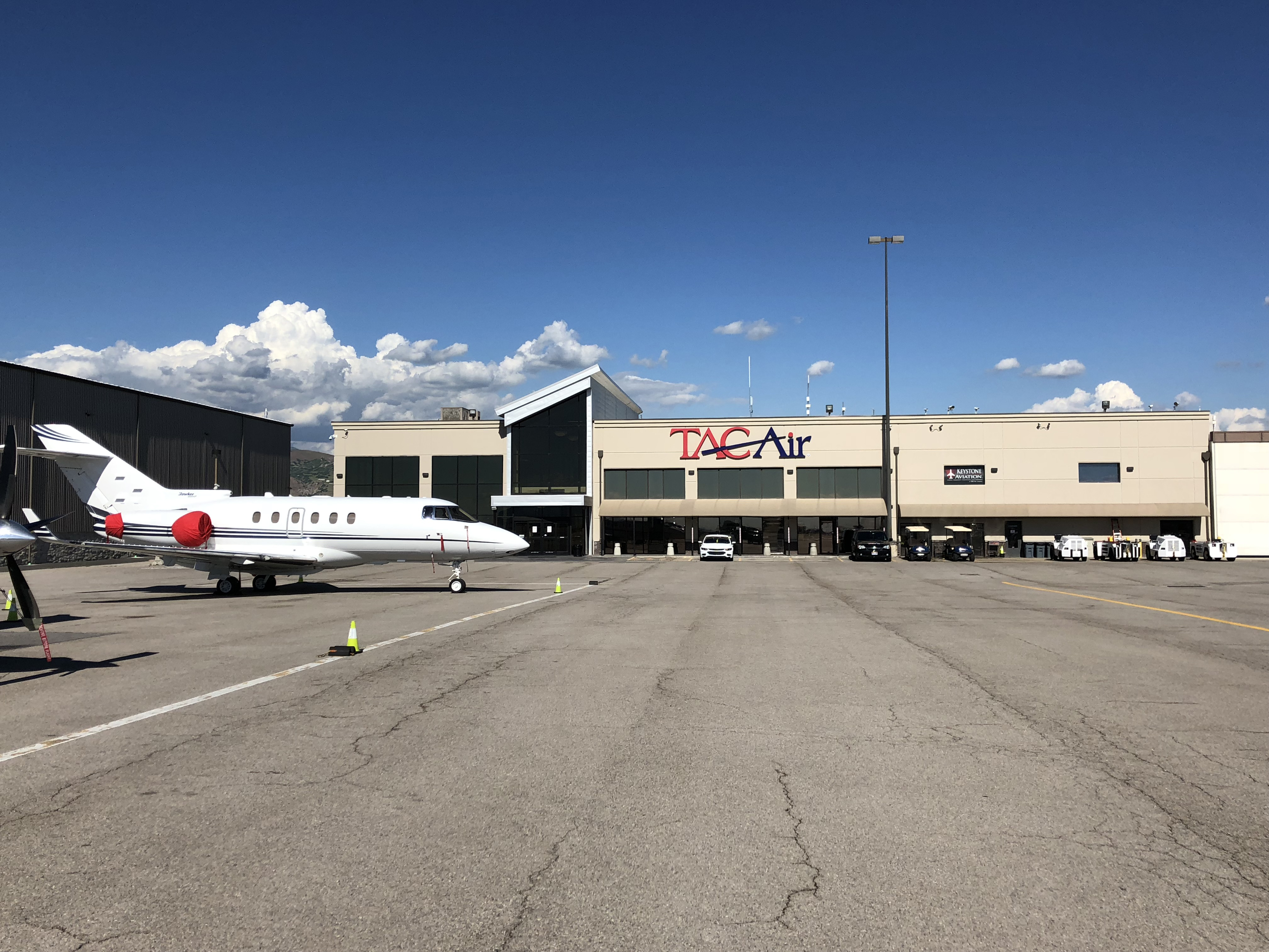 TAC Air-SLC