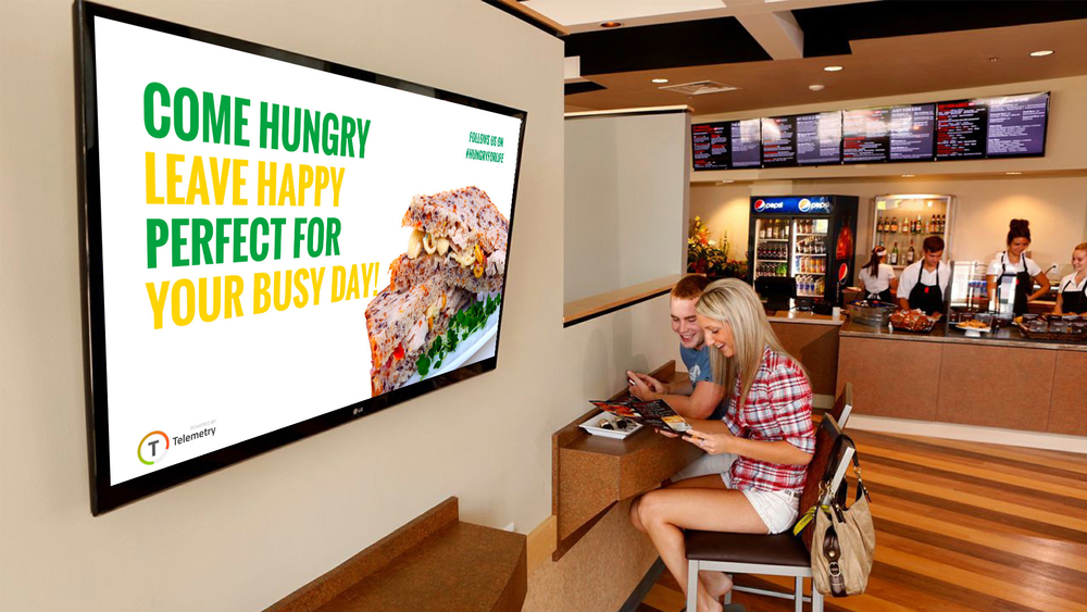 Beyond the Menu Board: 8 Clever Ways Restaurants Can Use Digital Signage