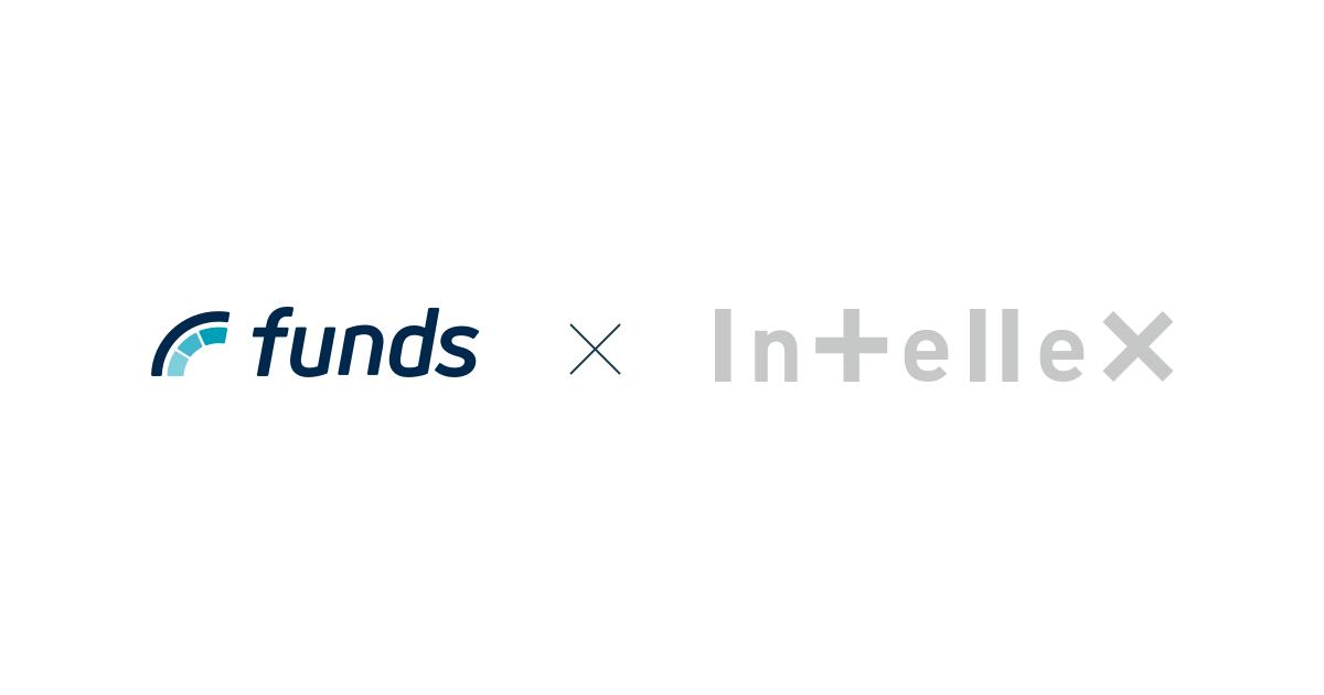 貸付投資のオンラインマーケット「Funds(ファンズ)」株式会社インテリックス(東証一部上場)の子会社と事業提携