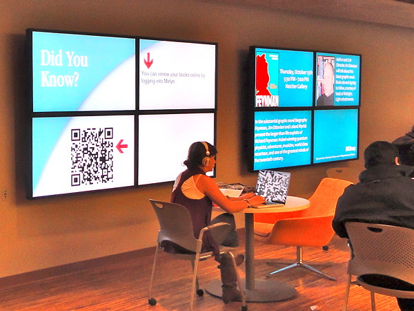 Top Uses for Digital Signage Displays in Universities, Colleges, and High Schools