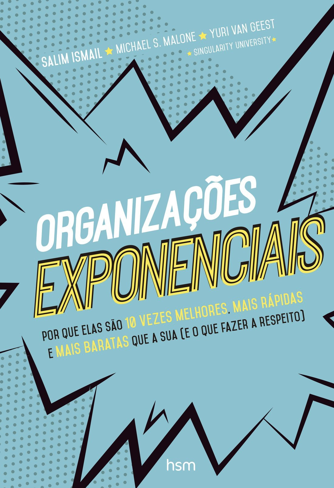 Cover Image for Organizações Exponenciais