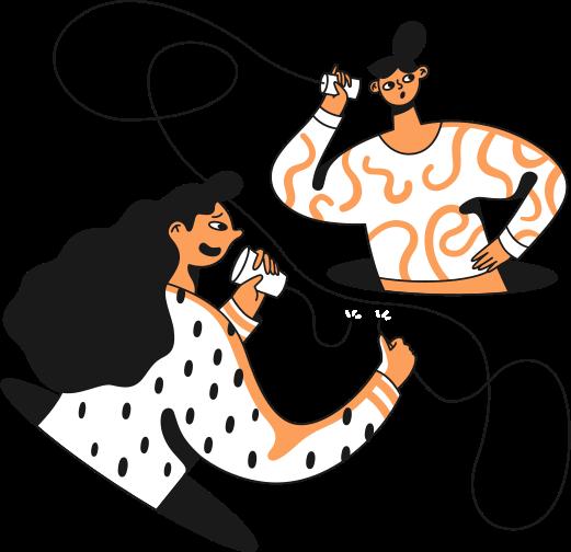 testimonials illustration