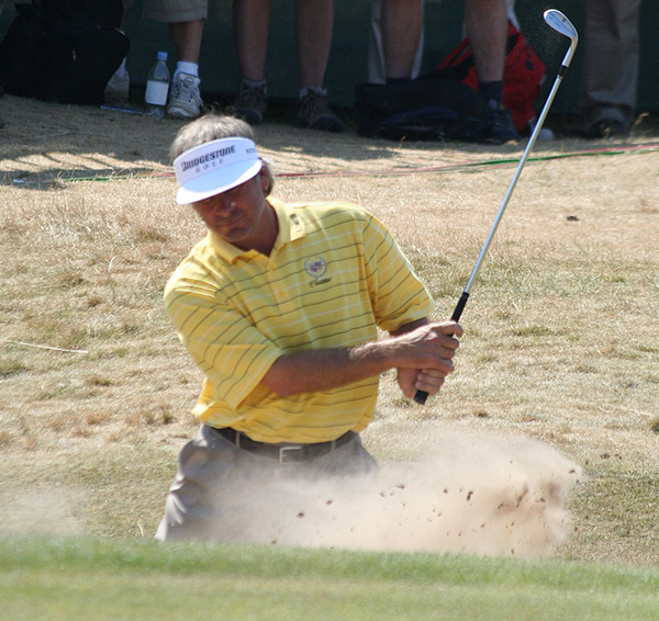 Fred Couples PGA Golfer