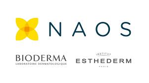 Logo Naos Bioderma Esthederme