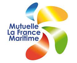 Logo mutuelles la France Maritime