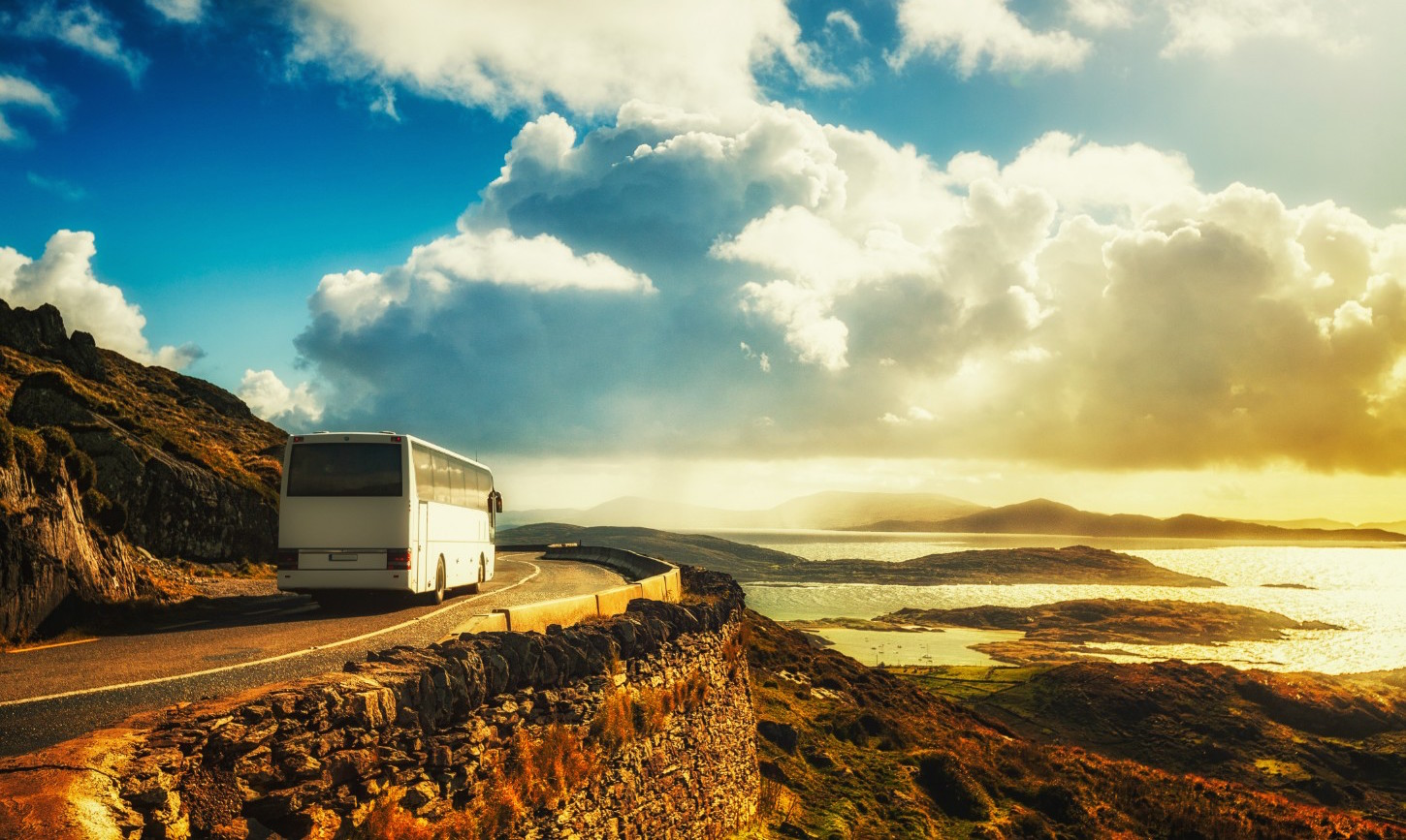 Rent a bus for vacation