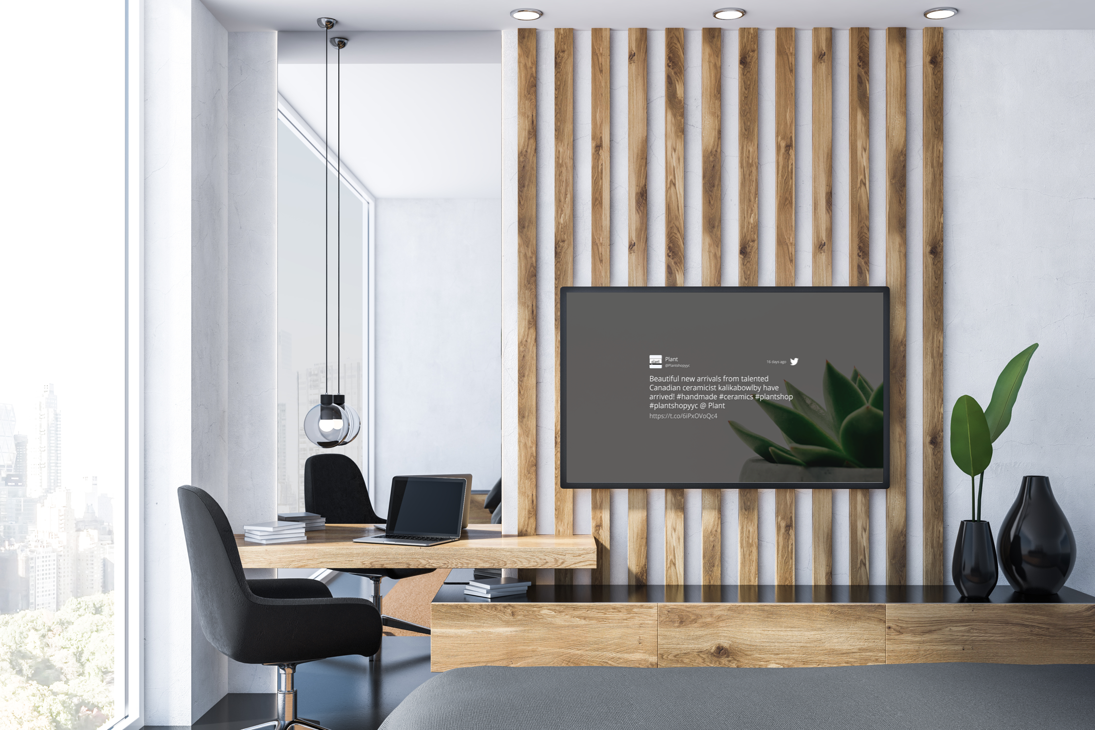 office digital signage